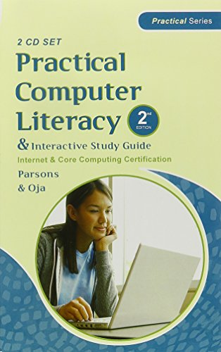 Practical Computer Literacy and Interactive Study Guide 2 CD Set   2010 9780538453271 Front Cover
