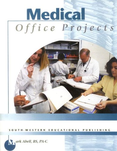 Medical Office Projects   1999 9780538721271 Front Cover