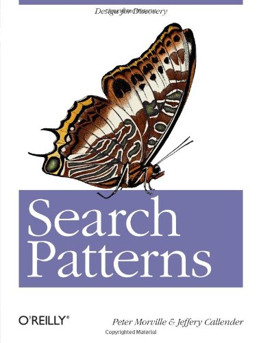 Search Patterns Design for Discovery  2010 edition cover