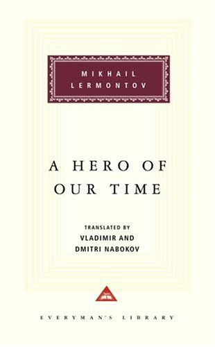 Hero of Our Time   1992 edition cover