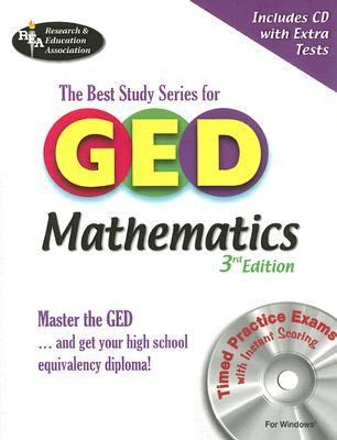 GED Mathematics  2nd (Revised) 9780738602271 Front Cover