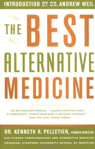 Best Alternative Medicine   2002 edition cover