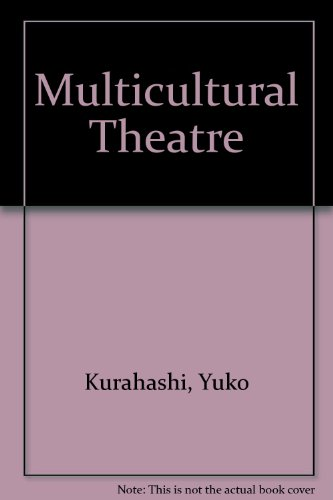 Multicultural Theatre  Revised  edition cover