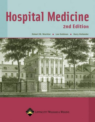 Hospital Medicine  2nd 2005 (Revised) edition cover