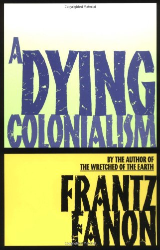 Dying Colonialism   1965 edition cover