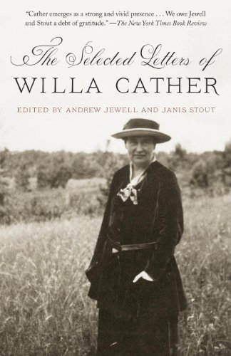 Selected Letters of Willa Cather  N/A edition cover