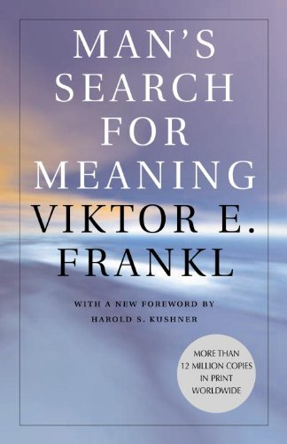 Man's Search for Meaning   2006 9780807014271 Front Cover