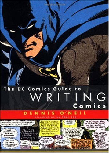 DC Comics Guide to Writing Comics   2001 (Guide (Instructor's)) edition cover