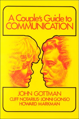 Couple's Guide to Communication   1976 edition cover