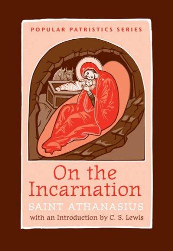 On the Incarnation: Saint Athanasius  2012 edition cover