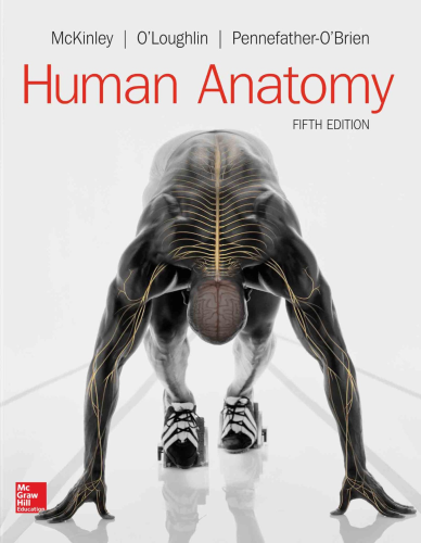 Human Anatomy 5th 9781259285271 Front Cover