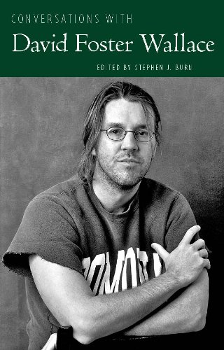 Conversations with David Foster Wallace   2012 edition cover