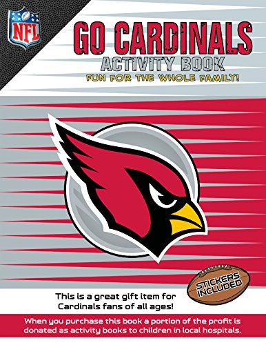 Go Cardinals Activity Book   2014 9781941788271 Front Cover