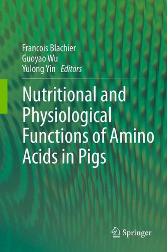 Nutritional and Physiological Functions of Amino Acids in Pigs   2013 9783709113271 Front Cover
