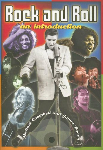 Rock and Roll An Introduction  1999 9780028647272 Front Cover