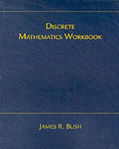 Discrete Math Workbook Interactive Exercises  2003 edition cover