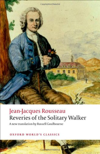 Reveries of the Solitary Walker   2011 edition cover