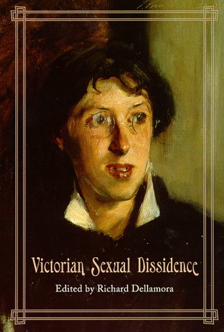 Victorian Sexual Dissidence   1999 9780226142272 Front Cover