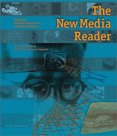 New Media Reader   2003 edition cover