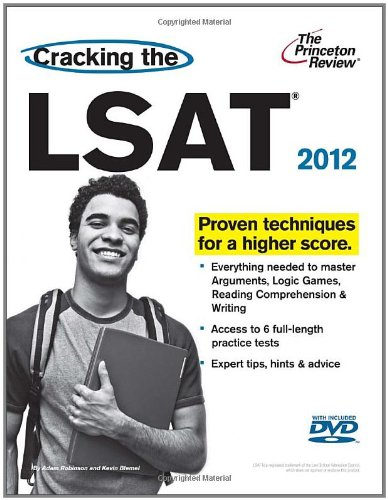 Cracking the LSAT 2012  N/A 9780375428272 Front Cover