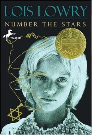 Number the Stars   1989 9780440403272 Front Cover