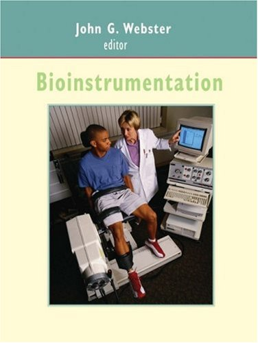 Bioinstrumentation   2004 edition cover