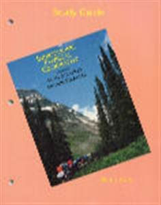 Physical Geography   1994 (Student Manual, Study Guide, etc.) 9780471599272 Front Cover