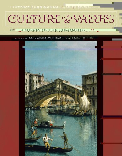 Survey of the Humanities  6th 2006 edition cover