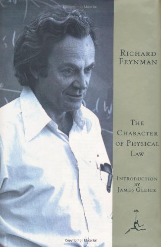 Character of Physical Law  N/A edition cover