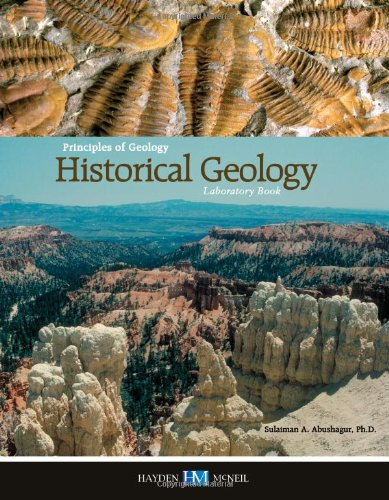 PRINCIPLES OF GEOLOGY HISTORIC N/A 9780738056272 Front Cover