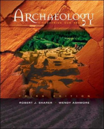 Archaeology Discovering Our Past 3rd 2003 (Revised) edition cover
