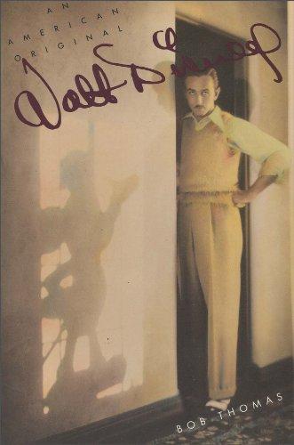 Walt Disney An American Original N/A 9780786860272 Front Cover