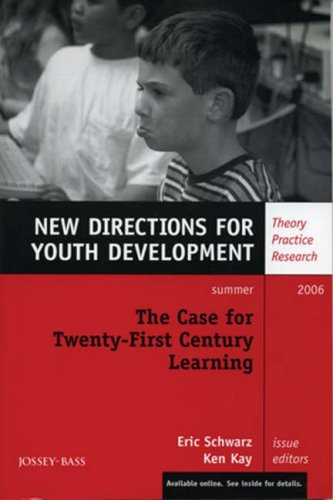 Case for Twenty-First Century Learning   2006 edition cover