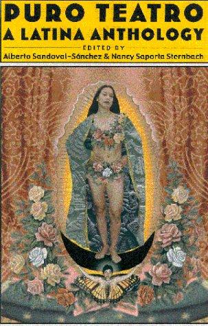Puro Teatro A Latina Anthology  2000 edition cover