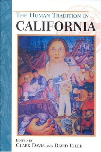 Human Tradition in California   2002 edition cover