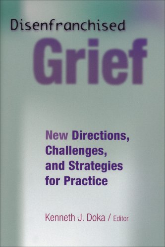 Disenfranchised Grief New Directions, Challenges, and Strategies for Practice  2002 edition cover