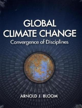 Global Climate Change Convergence of Disciplines  2010 edition cover