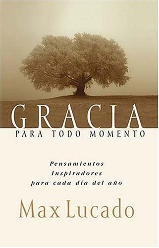 Grace for the Moment   2001 9780881136272 Front Cover