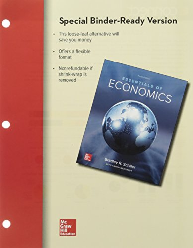 Essentials of Economics:   2016 9781259671272 Front Cover