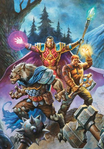 World of Warcraft: Dark Riders  2013 9781401230272 Front Cover