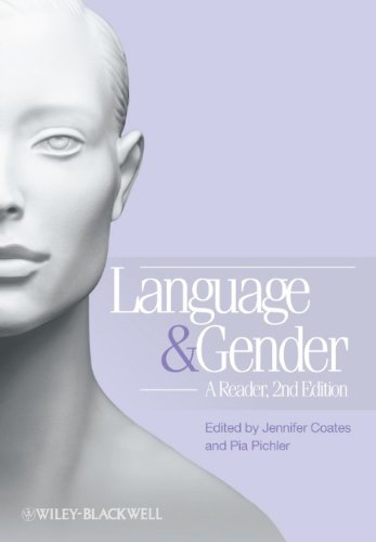 Language and Gender A Reader 2nd 2011 edition cover