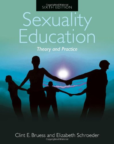 Sexuality Education:   2013 edition cover