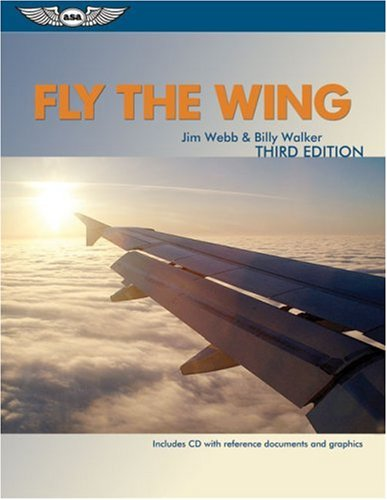 Fly the Wing  3rd edition cover