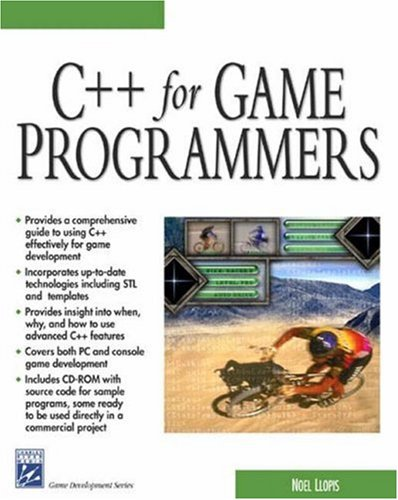 C++ for Game Programmers   2003 edition cover