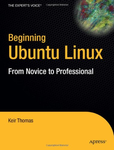 Beginning Ubuntu Linux   2006 edition cover