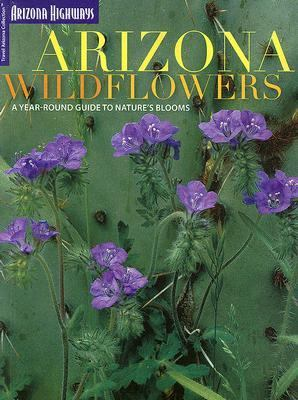 Arizona Wildflowers : A Year-Round Guide to Nature's Blooms N/A 9781932082272 Front Cover