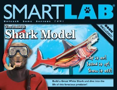 You Build It Shark Model N/A 9781932855272 Front Cover