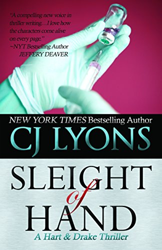 Sleight of Hand   2015 9781939038272 Front Cover