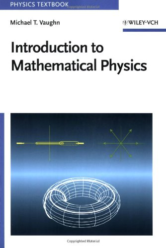 Introduction to Mathematical Physics   2007 edition cover