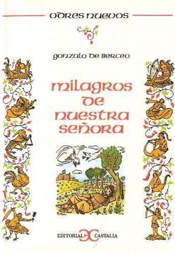 MILAGROS DE NUESTRA SENORA 1st edition cover